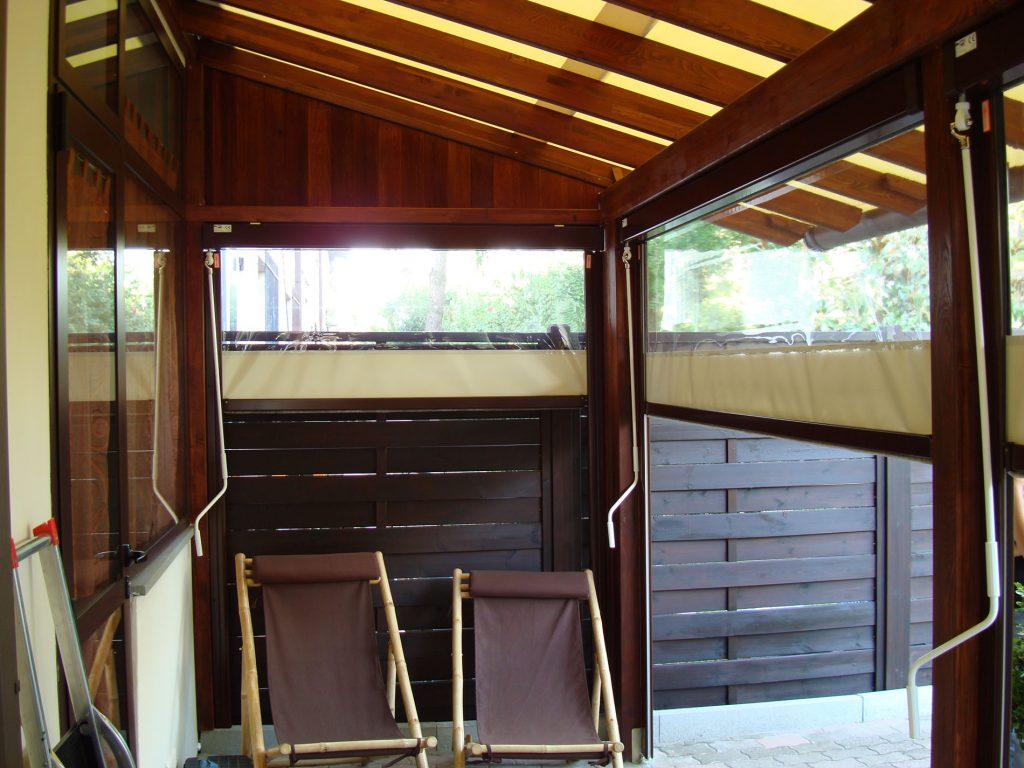 coperture retrattili e chiusure mobili - progettoarredoesterno.it